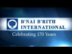 B´nai B´rith International:  Celebrating 170 Years